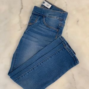 Girls Old Navy skinny jeans Sz S(6-7)